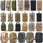 Tactical Molle Pouch Hunting Camping Belt Waist Bag Military Fanny Pack Outdoor