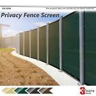 Купить 4' 5' 6' 8' Tall Brown Green Black Beige Construction Site Privacy Fence Screen