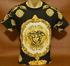 New Season '20 Brand New With Tags Men's VERSACE T-SHIRT Size M- L -XL