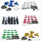 Complete Fairing Bolt Kit Fit For CBR600F2 F3 F4 F4I CBR250R 300R 500RR Screws $18.98 USD on eBay