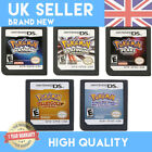 For Nintendo 3DS NDSI NDS Lite Pokemon Platinum Game Card HeartGold SoulSilver