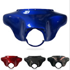 ABS Plastic Batwing Outer Fairing For Harley Davidson Touring 96-13 12 3 Colors $138.59 USD on eBay