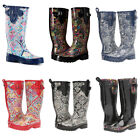 Sakroots Women's Rhythm Rainboot Flat - Various Sizes and Colors