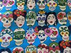 FRIDA KAHLO COLLECTION Face Mask Handmade Double Layer Washable