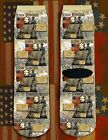 John Buford American Civil War/War Between the States crew socks