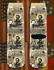 Patrick Cleburne American Civil War/War Between the States crew socks