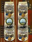 Southern Naval American Civil War/War Between the States crew socks