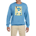Los Angeles Chargers Justin Herbert Text Pic Crewneck $26.99 USD on eBay