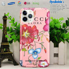 Case Guccy61r for iPhone 6 7 8 X XR XS 11 Pro Max/Samsung Galaxy S20 Note10Flora