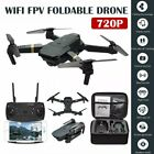 Drone X Pro Foldable Quadcopter Aircraft WIFI FPV Wide-Angle HD Camera+Bag 1080P