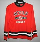 NHL New Jersey Devils Hockey Jersey New Youth Sizes $19.92 USD on eBay