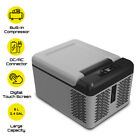 Electric Cooler Portable Refrigerator Freezer Compact Car Truck Fridge