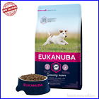 EUKANUBA Growing Puppy Small Breed - Chicken Dry Dog Food 6kg & 9kg