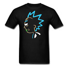 Rick and Morty New Shirt Funny 2020 T-Shirt Cartoon Fans T Shirt Size S-6XL image