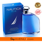 NAUTICA Blue Cologne for Men 3.4oz / 100ml EDT Spray *BRAND NEW Sealed Box*