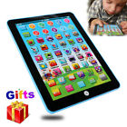 Kids Tablet Educational Toys Girls Toy For 1-6 Year Old Baby Learning English A+