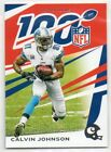 2019 Panini Chronicles NFL 100 Sub Set Pick Your CardFootball Cards - 215