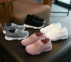 Kids Boys Girls Trainers Size UK4.5-1.5 Toddler Knitting Children Casual Shoes