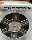 MOUSE IN MANHATTAN, TOM AND JERRY VGC. SUPER 8MM COL AND SOUND