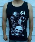 SLIPKNOT   EIGHT BALL TANK TOP SIZES $14.99 USD on eBay