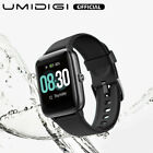 UMIDIGI Uwatch3 Smart Watch Fitness Tracker 5ATM Waterproof Monitor Health Band