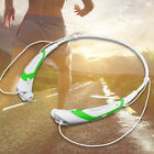 Bluetooth Wireless Handfree Universal Headset Stereo Earphones For iPhone HTC