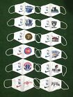 Basketball face masks (white)- NBA- Rockets, Thunder, Spurs, Mavericks on eBay
