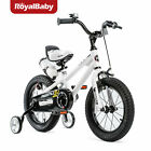 RoyalBaby Kids Bike Boys Girls Freestyle Bicycle14 inch with Training Wheels