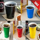 (1000/Case) 16 oz. Red Plastic Disposable Party Drink Beer Pong Cold Solo Cup