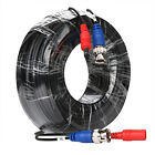 ANNKE 100ft 30M BNC Video Power Cables Wires for CCTV Security Camera System