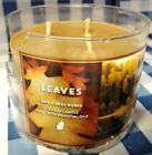 1 BROKEN Bath and Body Works 3 Wick Scented Candle, FREE Shipping!