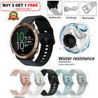 Kyпить US For Garmin Vivoactive 3 / Vivomove HR 20mm Silicone Watch Band Bracelet Strap на еВаy.соm