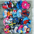 Kyпить 2 PACK KIDS Face Mask, HERO/PRINCESS Age 6 to 10 Polyester Fabric 3-Fly Washable на еВаy.соm