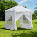2x2 3x3 m Pop up Gazebo Waterproof Garden Marquee Party Tent Outdoor Sun Canopy