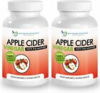 Apple Cider Vinegar Capsules - 100% Organic Apple Cider Vinegar Pills 1500 mg...