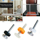 Baby Safety Pet Dog Fence Screws/Bolts with Locking Nut Spare Parts Accessories