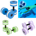 2pc Water Weight Workout Aerobics Dumbbell Aquatic Barbell Fitness Swimming Pool image