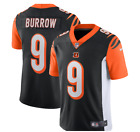 Men's Cincinnati Bengals Joe Burrow Black Vapor **Limited Jersey** $45.99 USD on eBay