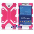 "US For Emerson EM756-8 Android 7"" 8GB Tablet Shockproof Silicone Gel Case Cover"