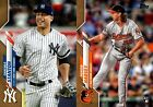 2020 TOPPS SERIES 2 #351-700 GOLD W/ ROOKIE RC SINGLES /2020  - YOU PICK FOR SETBaseball Cards - 213