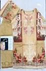 Charizma lawn design  Embroidered stitched  salwar kameez summer clearance £25