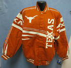 TEXAS LONGHORNS ARCH RIVALRY JACKET COAT NCAA UNIVERSITY COLLEGE HOOK EM HORNS