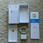 Genuine GOOGLE PIXEL 3, 5 5G box with accessories. No Phone