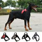 No Pull Dog Pet Harness Adjustable Control Vest Dogs Nylon Reflective Clothes US