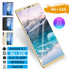 5.72 Inch Large Screen Smartphone P20plus 4g+32g Face Id Android Cellphone 2 Sim