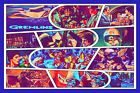Gremlins Comic Strip Art Print (Available In 4 Formats)