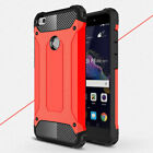 Shockproof Armor Hybrid Case Cover For Huawei P9 P10 Plus P20 Pro Mate 20 Lite