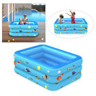 QUICK SET INFLATABLE POOL FAMILY POOL FOR KIDS, TODDLERS, ADULT, 1.2M/1.3M/1.5M