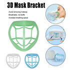 5pcs Reusable Protective Face Mask Bracket For Household Or Medical Respirator