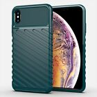 Case Cover Thunder Series Twill Texture Soft IPHONE Case XR, X/XS, XS Max